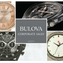 Bulova Corporate Sales: Exceptional Design + Exceptional Service
