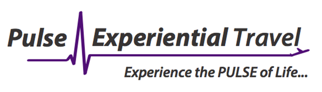 Pulse Experiential Travel logo